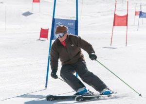 Utah National Ski Conference at Snowbird - training for Slalom.jpg