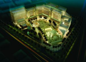 Al Rajhi Center Phase I & II Mixed Use Development w/ ZNA