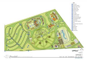 Marabet Equestrian Facility/Mixed Use Development w/ ZNA
